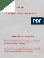 Capitulo 2 El Proceso Contable y Su Registro