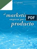 Vol I - El Marketing Empieza Por El Producto