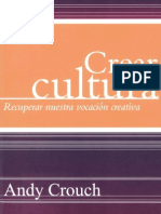 Crouch, Andy - Crear Cultura