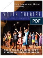 Youth Theatre at WCH Fall 2012