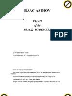 Asimov, Isaac - Black Widowers 01 - Tales of the Black Widow