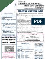 Bulletin SAPB&NDLB 120812