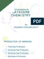 Catacarb Chemistry