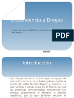 Dependencia a Drogas