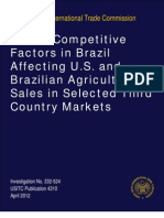 Brasil Agricultura Competitiva