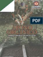 Abono orgánico, manejo y uso en  el cultivo de cacao