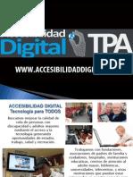 Presentacion Accesibilidad Digital