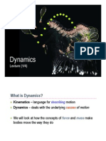 03 Dynamics Lecture Slides 1 of 4 2011