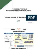 Workshop Matriz de Competencias
