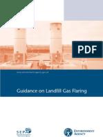 Landfill Gas Flaring