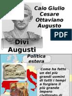 Ottaviano Augusto Commercio Lapacciana