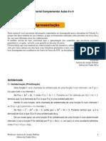 Material Complementar de C Lculo I - CAP TULO 8 e 9