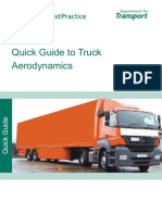Quick Guide to Truck Aerodynamics