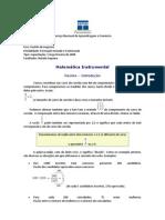 Apostila - Matematica