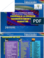 Elaboracion de planes curriculares y ley 070 avelino siñani