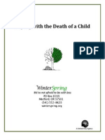Coping With the Death of a Child