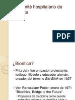 El Comité de Bioética
