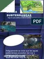 Aguas Subterraneas