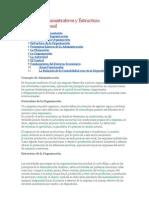 Principios Administrativos y Estructura Organizacional