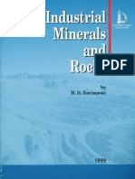 Industrial Rocks and Minerals