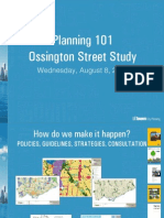 Planning 101 Aug 8 12 - City Planning