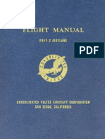 PB4Y-2 Privateer Flight Manual