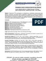Diplomado en Jurisprudencia, Casos y Ejercicio Practico Del Derecho