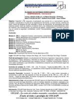 Diplomado en Sistemas Ferroviarios