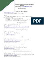Lista de Softwares Livres e Gratuitos Homologados
