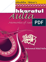 Tazkara-tul-Aulia (Memories of the Saints)