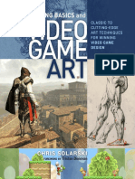 Drawing Basics and Video Game Art by Chris Solarski - Excerpt