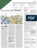 La calificación Moody