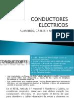 01 CONDUCTORES ELECTRICOS