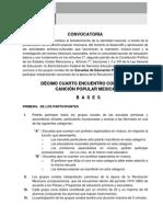 Convocatoria 2012-08-07 Enc Coral XIII