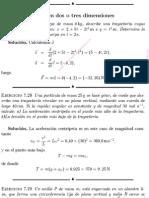 7 Dinámica en dos o tres dimensiones