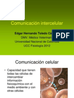 3. Comunicación intercelular