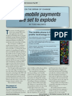 Why Mobile Payments Are Set To Explode