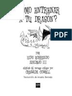 Primer Capitulo Como Entrenar a Tu Dragon Sm