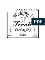 Walking in Torah One Day at a Time Hebrew Calendar