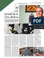 La cacería del Che, según el enviado de la CIA a Bolivia