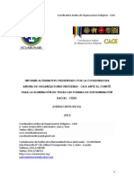 Informe CAOI Ecuador 81
