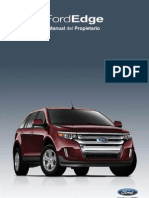 Ford Edge Manual Del Propietario