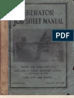 B-24 Liberator Engine Parts Manual
