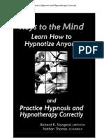 How to Hypnotize Anybody