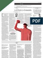 El fanatismo en el Perú y el mundo