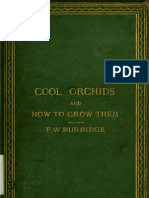 Cool Orchids and How to Grow Them (1874) - Burbidge, F. W
