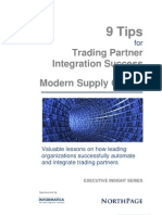 Northpage Trading Partner