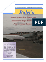 ILWI Buletin No. 01 2012