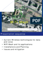 WiFi Mesh Master Presentation, May 2006 Reduced Size