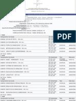 Estrutura Curricular Comunicação Social - Jornalismo UFRN